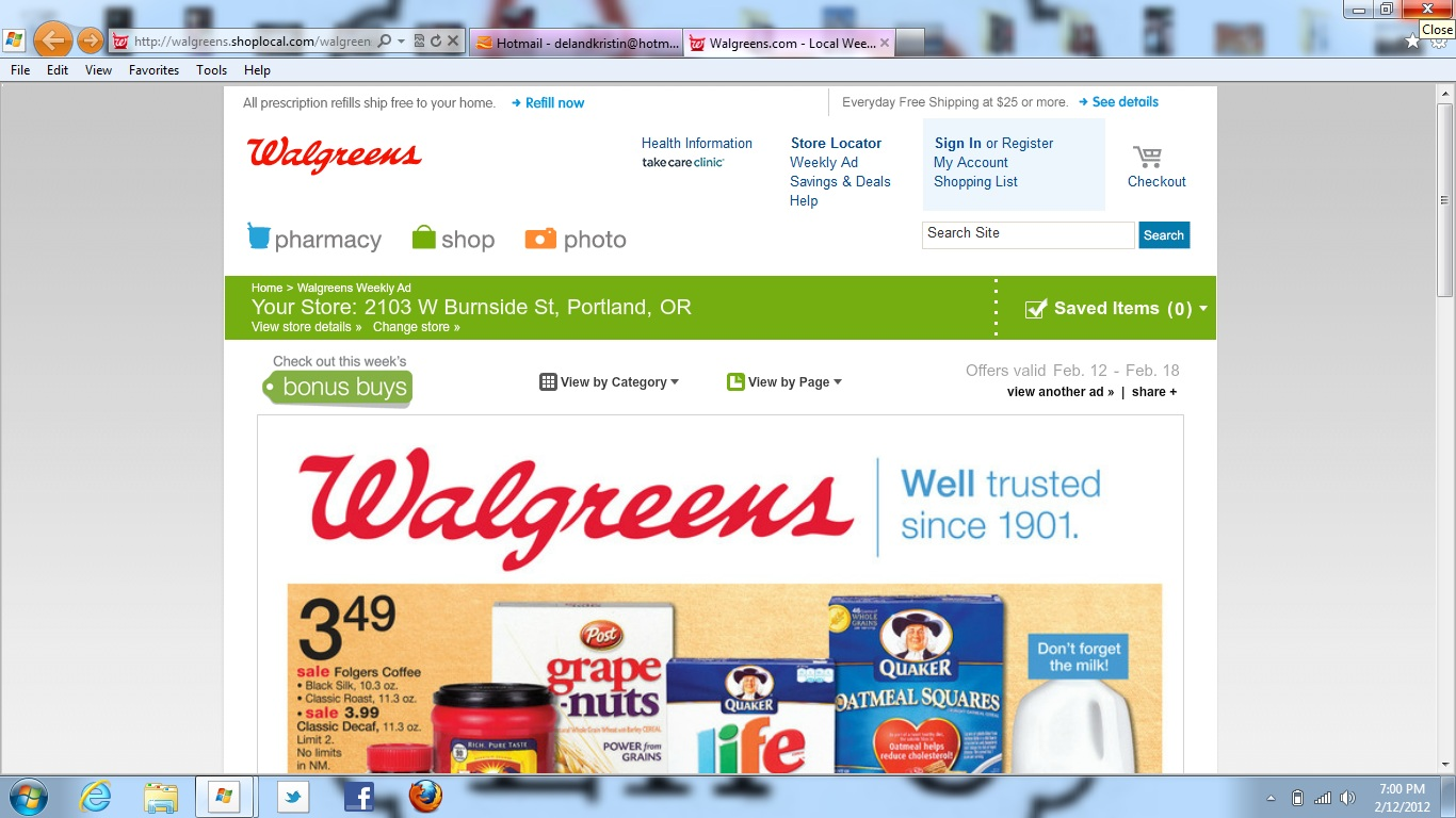Problems with walgreens photo website Walgreens Photo Site / Problems - Apple Community