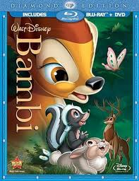 Girls Movies – Bambi – Blu-Ray Diamond Edition