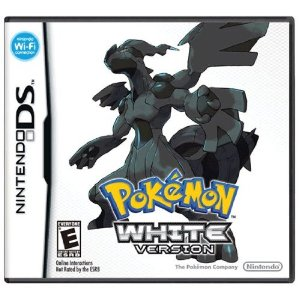 Pokemon White Version For The Nintendo DS