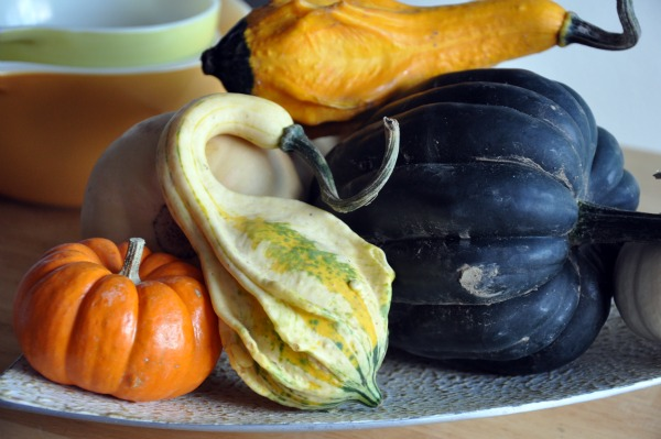 Fall Favorites - Classic Baked Acorn Squash Recipe - Our ...
