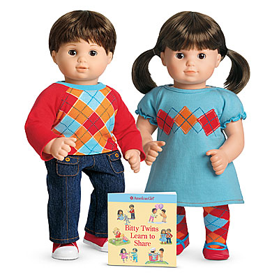Bitty Twins american girl