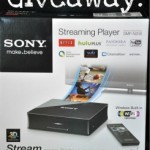 Valentine's Day Gift Idea:  Sony's Streaming Player 2 Giveaway!