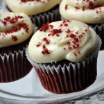 Perfect For Valentine's Day – Organic Red Velvet Cupcakes (With Natural Beet Coloring)