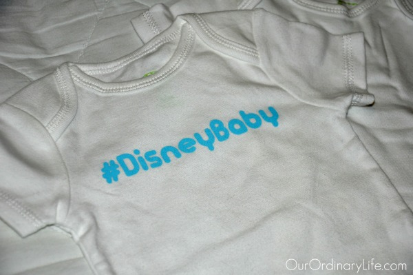 disney baby #disneybaby onesie blogher 2012