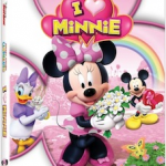 Valentine's Day Gift Idea: MICKEY MOUSE CLUBHOUSE: I HEART MINNIE