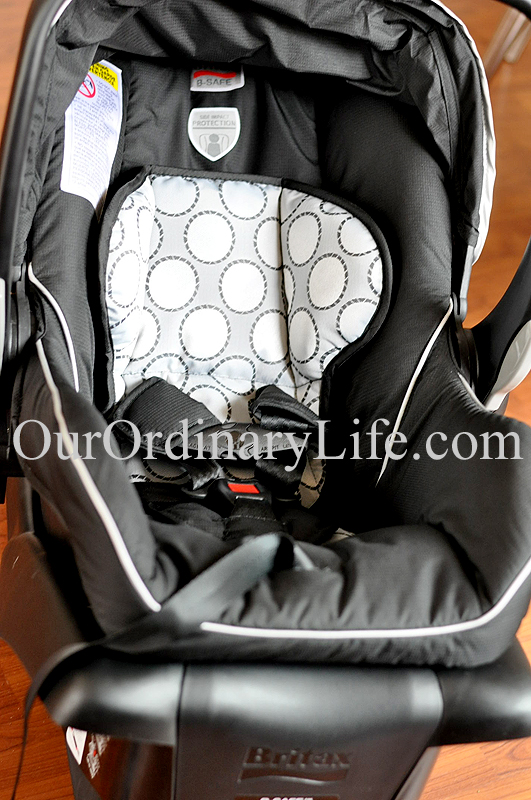 Buying For Baby: The Safe & Comfortable Britax B-Safe Car Seat - Our ...