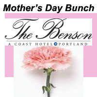 the benson hotel portland mothers day brunch