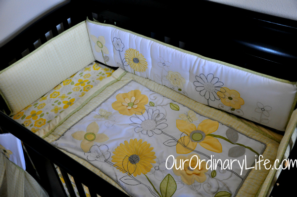 Nojo Baby Bedding Giveaway Our Ordinary Life