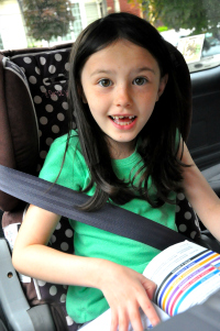 kaila road trip missing teeth 7 year old