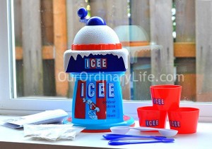 ICEE Deluxe Slushy Machine