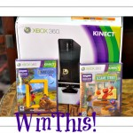 Hot For The Holidays: New Xbox 360 Kinect Kids Games – XBox Bundle Giveaway