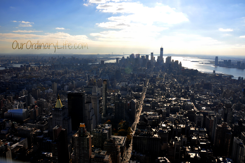 Travel the empire state building our ordinary life for 102nd floor empire state building