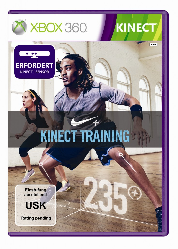 nike kinect training xbox shot