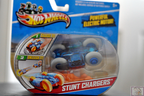 Hot Wheels Stunt Chargers