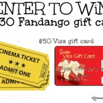 Fandango Valentine's Movie Date Night – Gift Card Giveaway