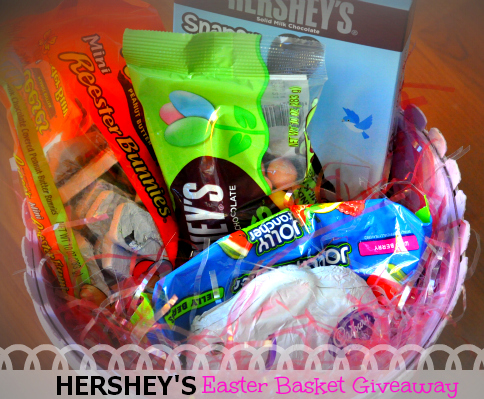 Celebrate With Hershey's – Hershey's Easter Basket