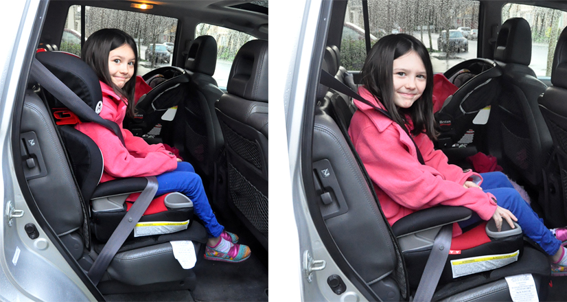 The Graco AFFIX™ Youth Booster Seat – Our Ordinary Life