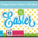 Make Room in Kids' Easter Baskets for The Latest Toys and Gadgets from Target