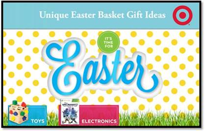 Make room in kids easter baskets for the latest toys and gadgets for those looking for a unique gift ideas to fill up those easter baskets target is a convenient one stop negle Image collections