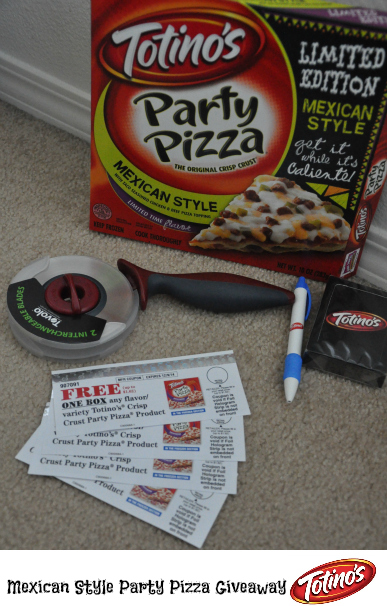 totinos sweepstakes totino s mexican style party pizza giveaway our ordinary 8386