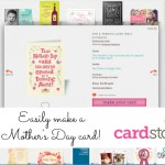 Send Mom A Mother's Day Card From Cardstore & Promo Code  #mommisms
