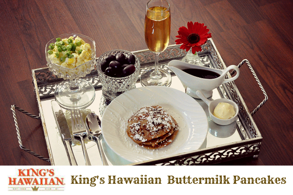 kings hawaiian pancakes