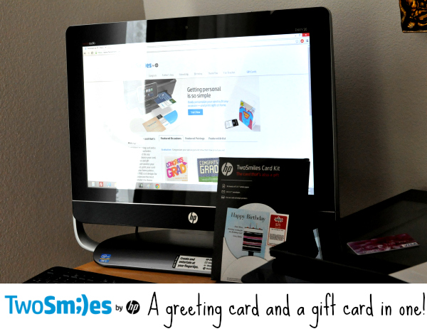 Give the gift of a card gift card in one with twosmiles cards by give the gift of a card gift card in one with twosmiles cards by hp m4hsunfo