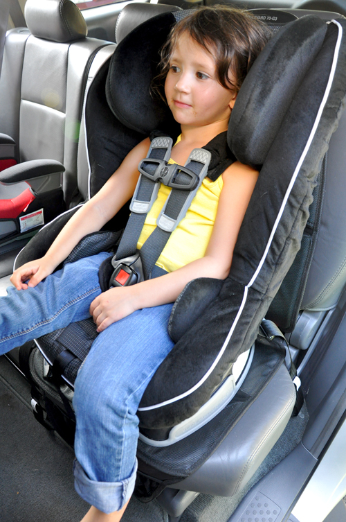 How Long Can A Britax Car Seat Be Used