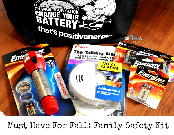 energizer Family Safety Kit
