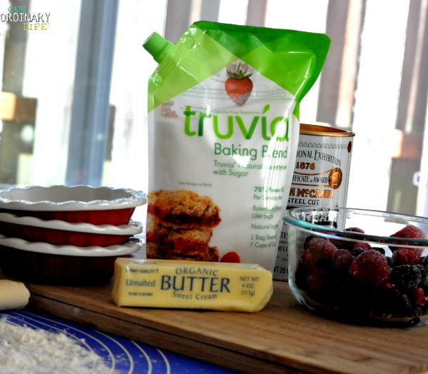 Baking With  Truvia®  - Mini Oatmeal Pies Recipe