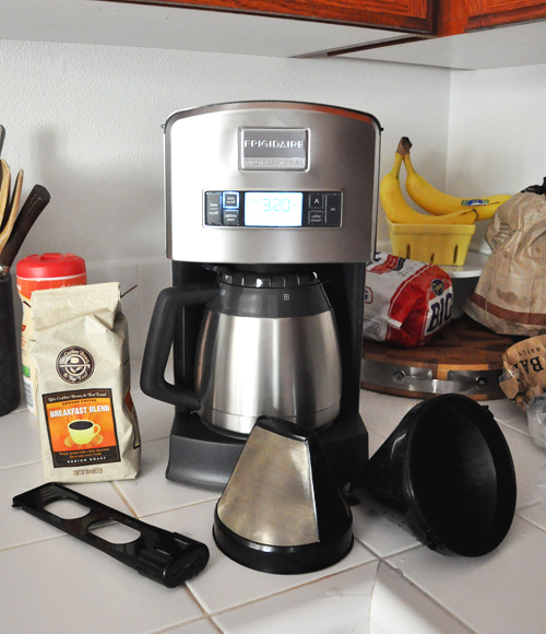 Frigidaire Professional 12 cup Drip Coffee Maker (1)