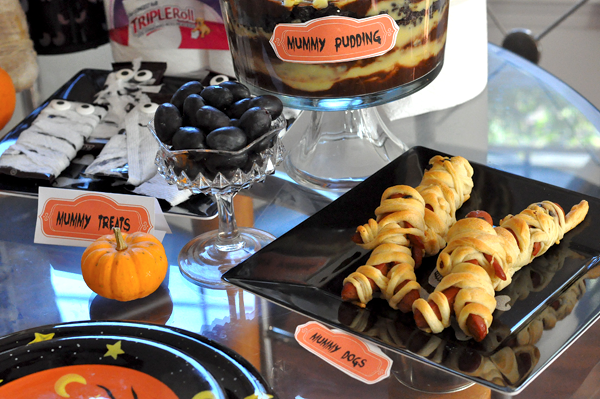 Target Halloween Party food ideas