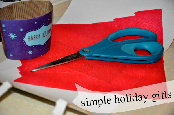 simple holiday gift ideas