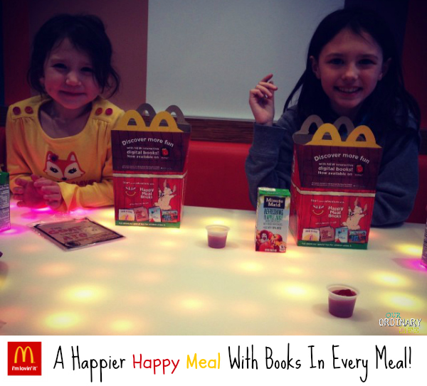 happy meal books