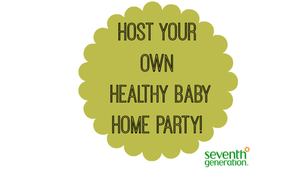seventh gen baby home party