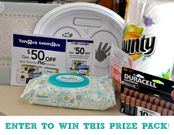 p&g giveaway
