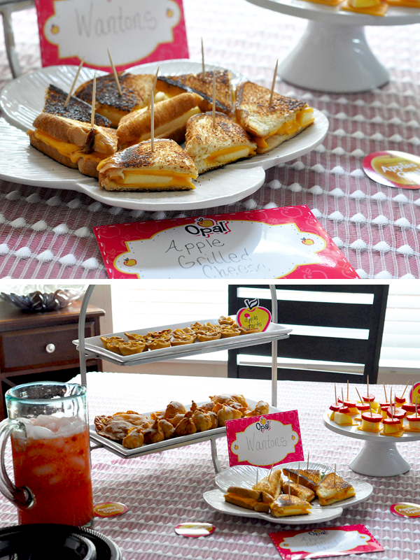 Opal Apple Party Recipes (3)