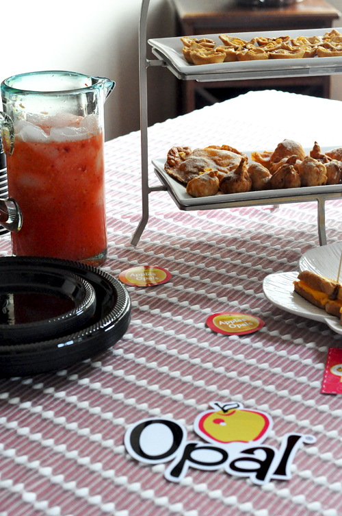 Opal Apple Party Recipes (6)