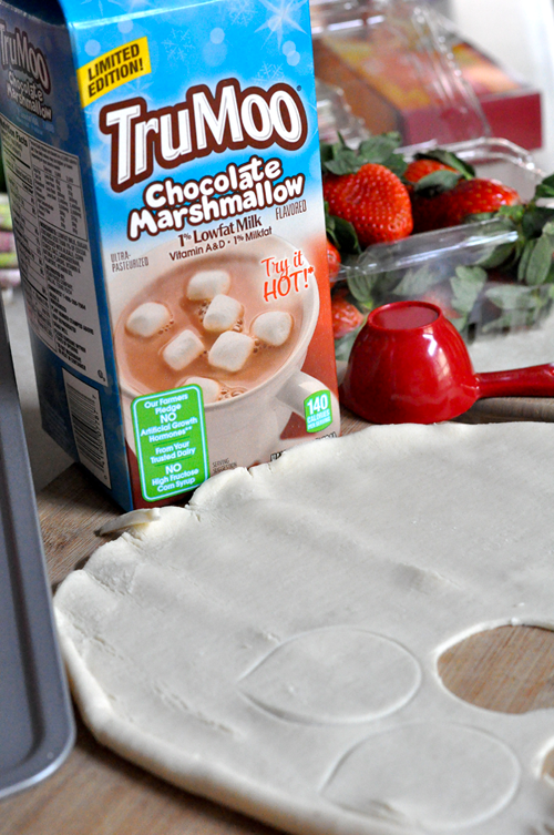 TruMoo Chocolate Marshmallow Mousse Tarts (1)