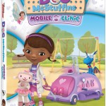 New on Blu-Ray DOC McSTUFFINS: MOBILE CLINIC : Includes FREE Doc McStuffins Reusable Tote Bag