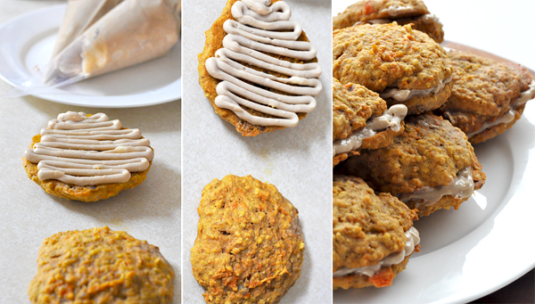 Easter Carrot Cake Whoopie Pies (1)