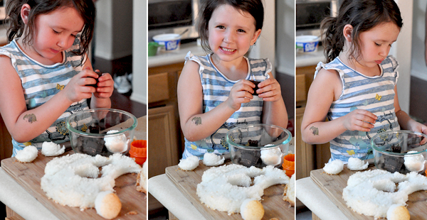 Kids Made Boston Cream Cake Push Pops (12)