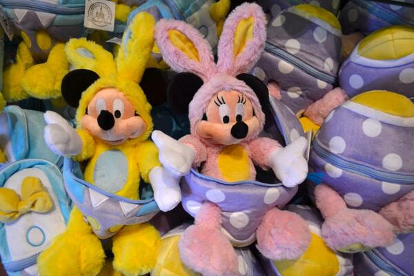 easter mickey gear