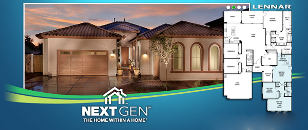 Making Room For Mom With A Lennar Next Gen Home