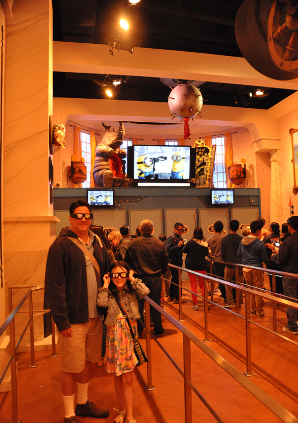 Universal Studios Despicable Me 2 Ride Hollywood (8)