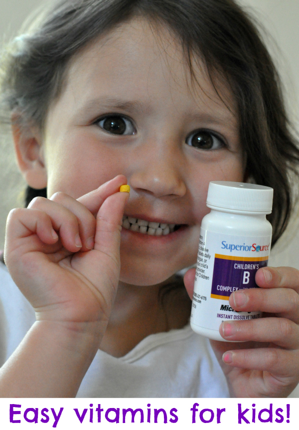 sup vitamins for kids