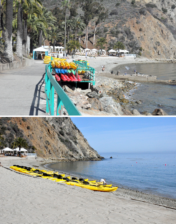Catalina Island Kayaks Descanso Beach (1)
