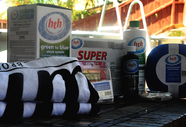 HTH Pool Products
