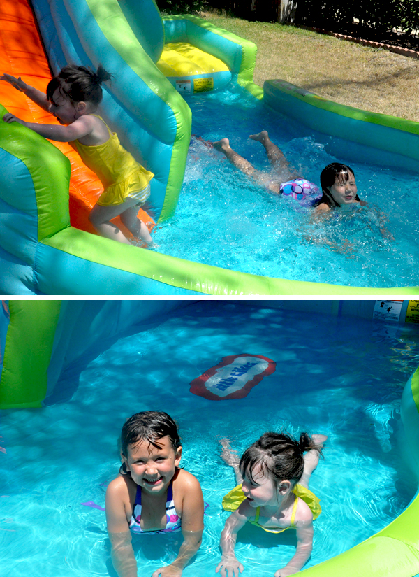 LIttle Tikes Inflatable WaterSlide (1)