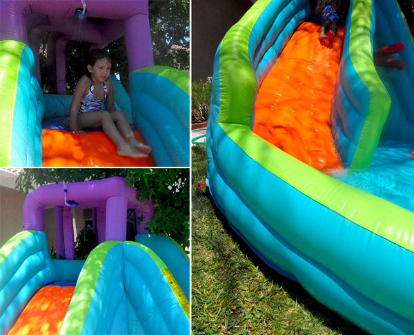 LIttle Tikes Inflatable WaterSlide (3)